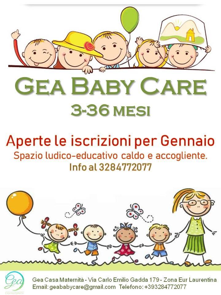 gea baby care casa maternità roma