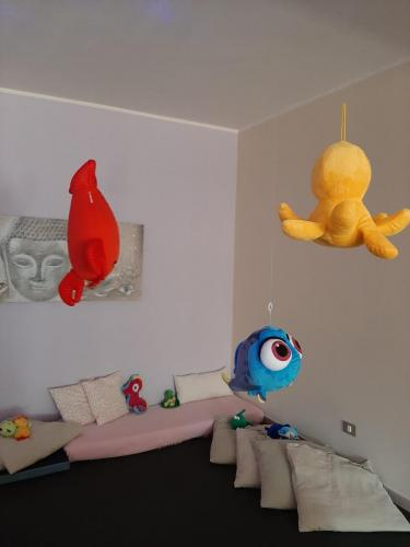 casa maternità Roma spazio bimbi