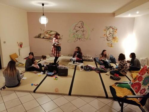 gea casa maternità Roma
